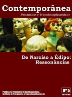 De Narciso a Édipo: Ressonâncias
